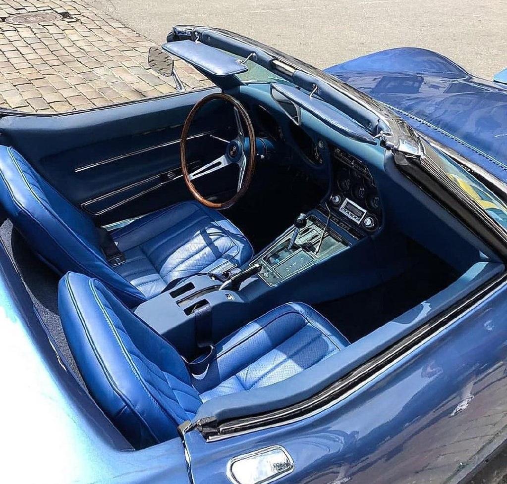 В Украине засняли самый культовый американский авто 60-х