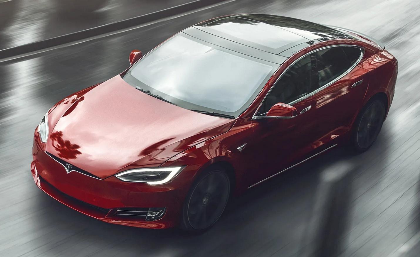 Новая Tesla Model S 2021 удивила разгоном как в Формуле-1