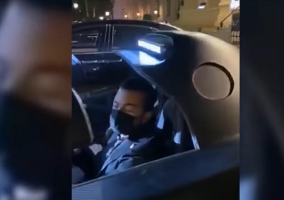 Стало известно кто ездит на украинском бэтмобиле в Монако (видео)