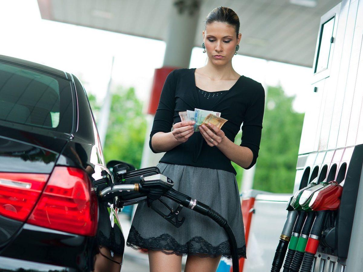 Соотношение зарплаты к стоимости бензина стало лучшим за последние 10 лет