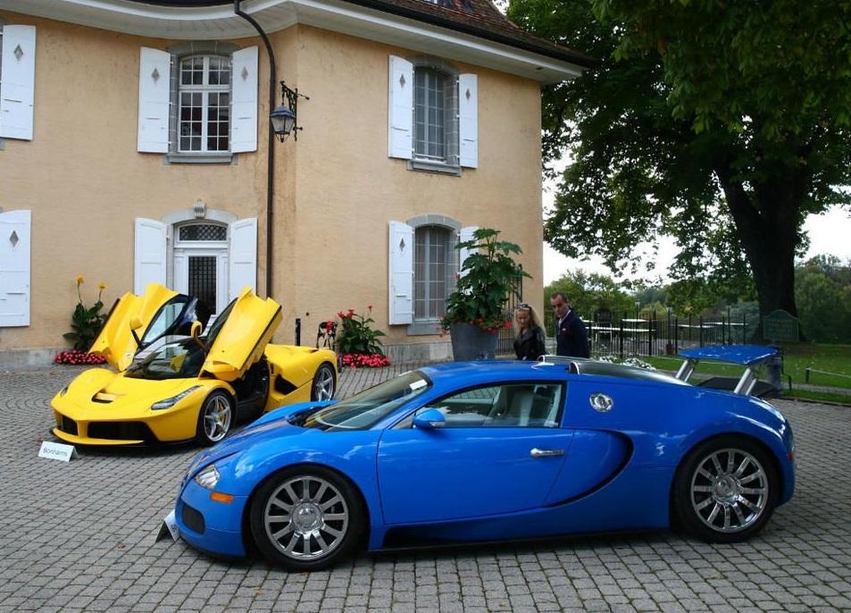 За сколько можно купить суперкары и ретро авто в Германии (видео)