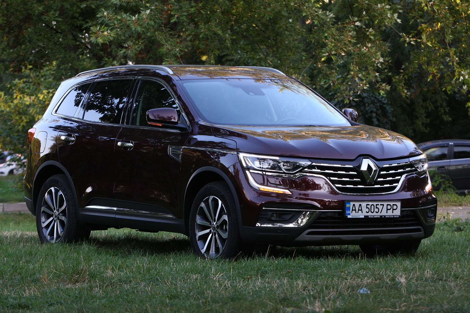 Тест-драйв Renault Koleos 2020: обновленный флагман