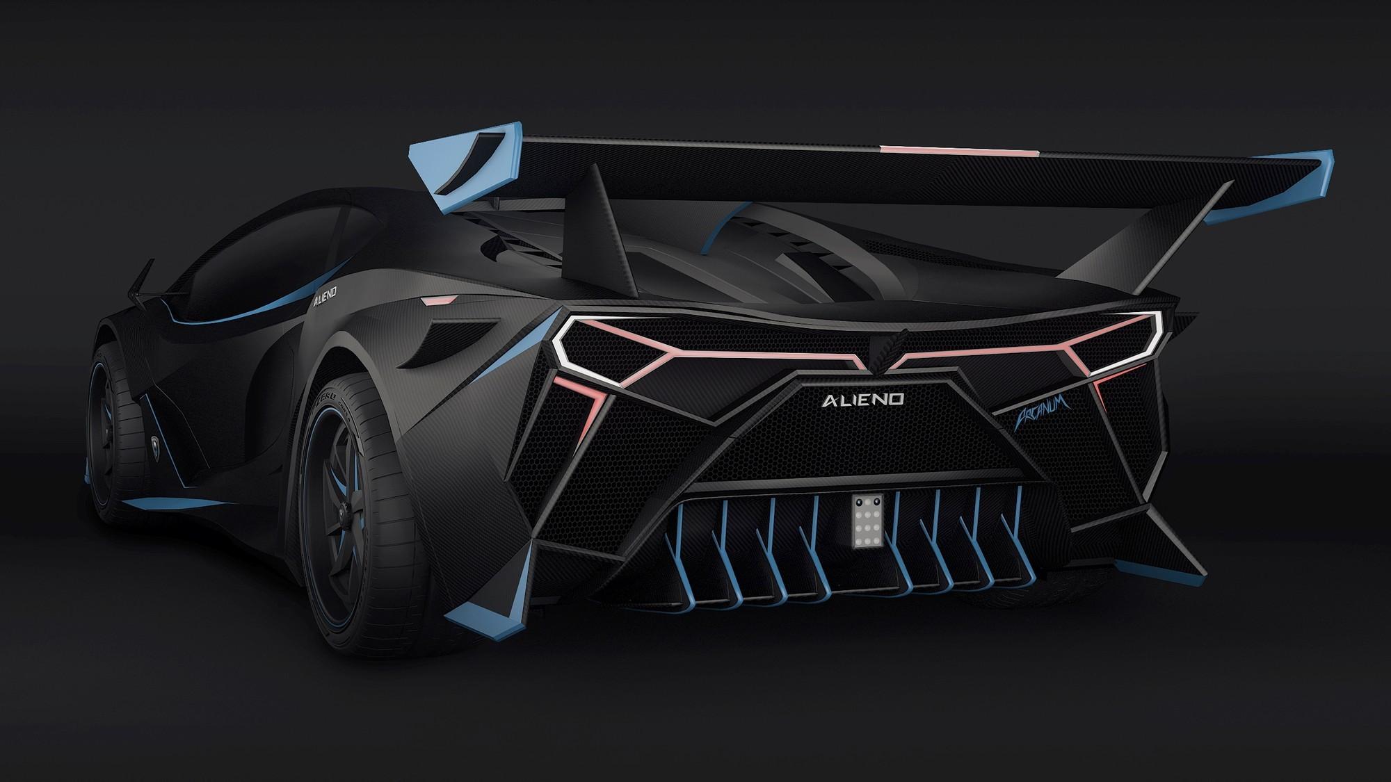 Первый болгарский суперкар станет самым мощным авто в мире