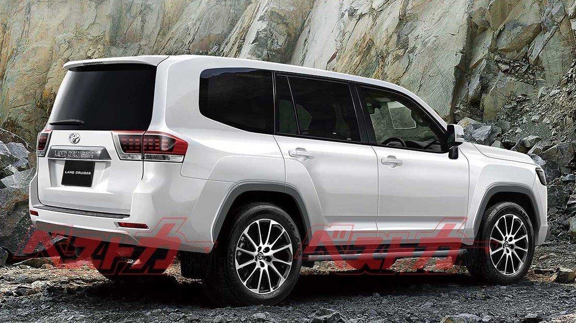 Объявлена дата премьеры нового Toyota Land Cruiser 300