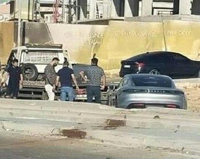 Новейший спорткар Porsche разбили сразу после покупки (видео)
