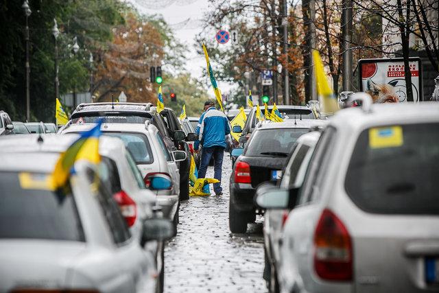 Последние новости про растаможку евроблях могут вызвать митинги