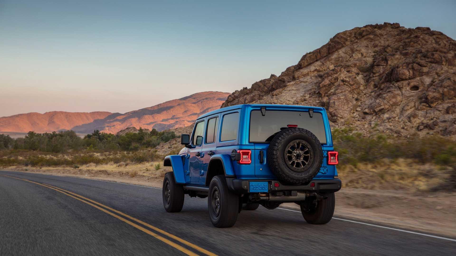 Фото и подробности самого экстремального Jeep в истории