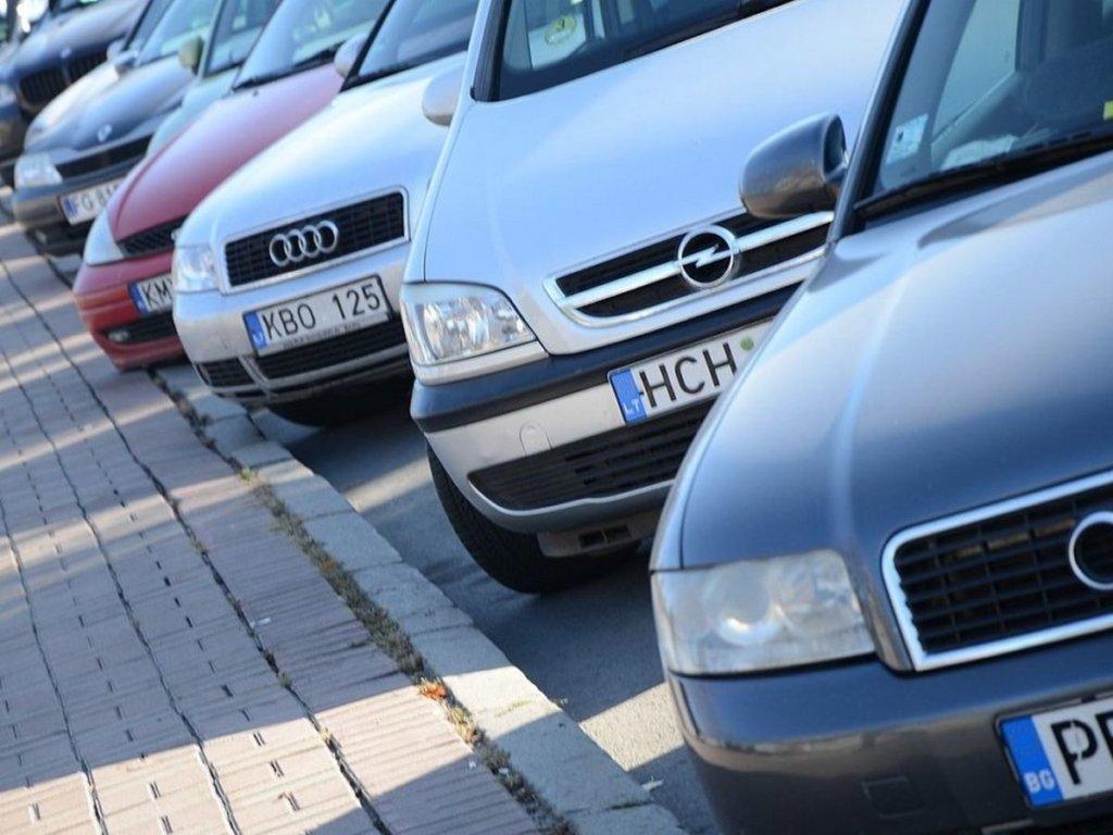 Украина хочет получать компенсацию от Европы за б/у авто