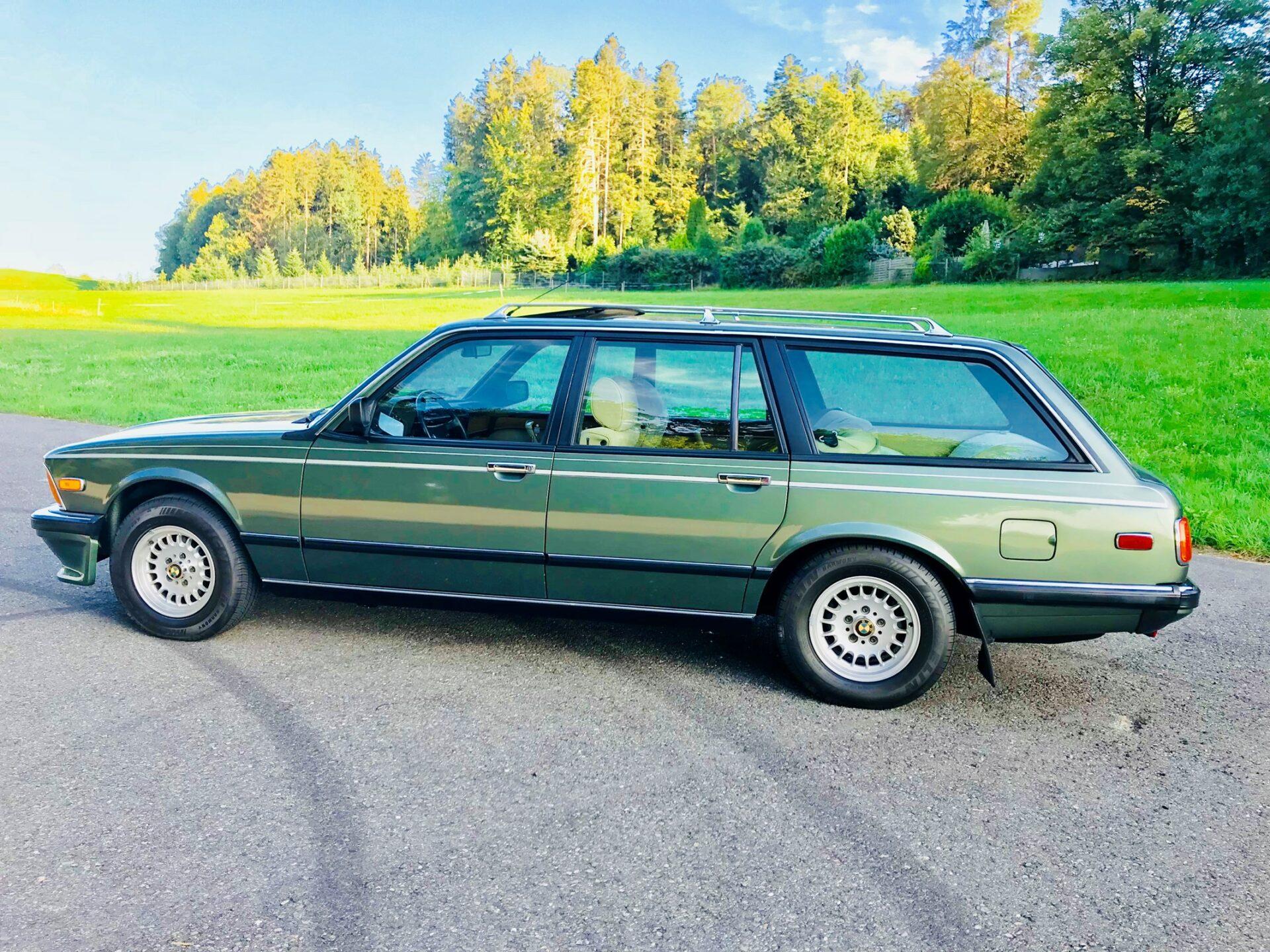 В интернете выставили на продажу эксклюзивный универсал BMW 7