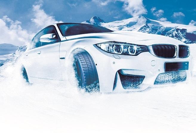 В Украине появились доступные зимние шины для суровых зим