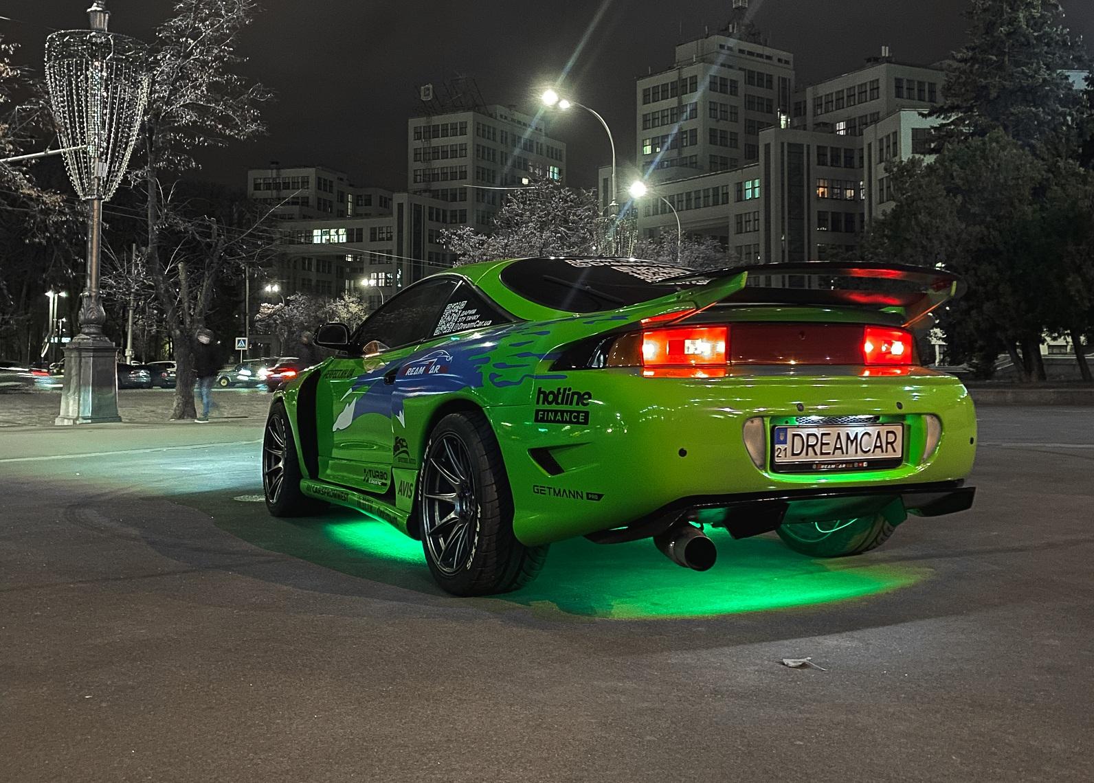 В Украине можно бесплатно получить легендарный авто из Форсажа