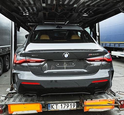 В Украине появился новейший спорткар BMW