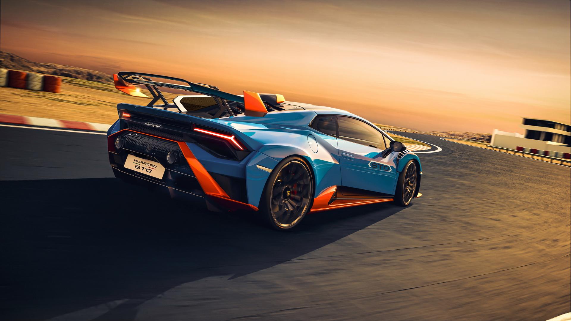 Фото и подробности самого экстремального суперкарка Lamborghini
