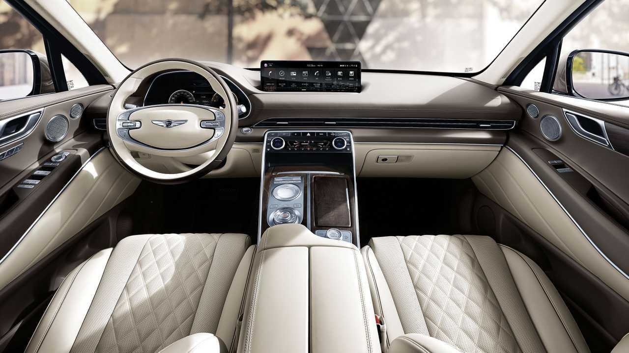 В Украине появился конкурент BMW X5 от Hyundai