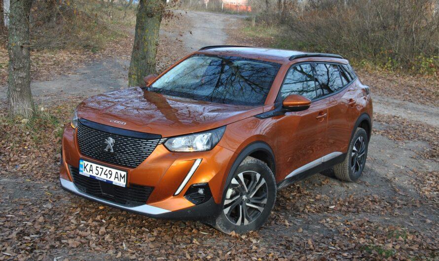 Кроссовер года в Украине: тест-драйв нового Peugeot 2008