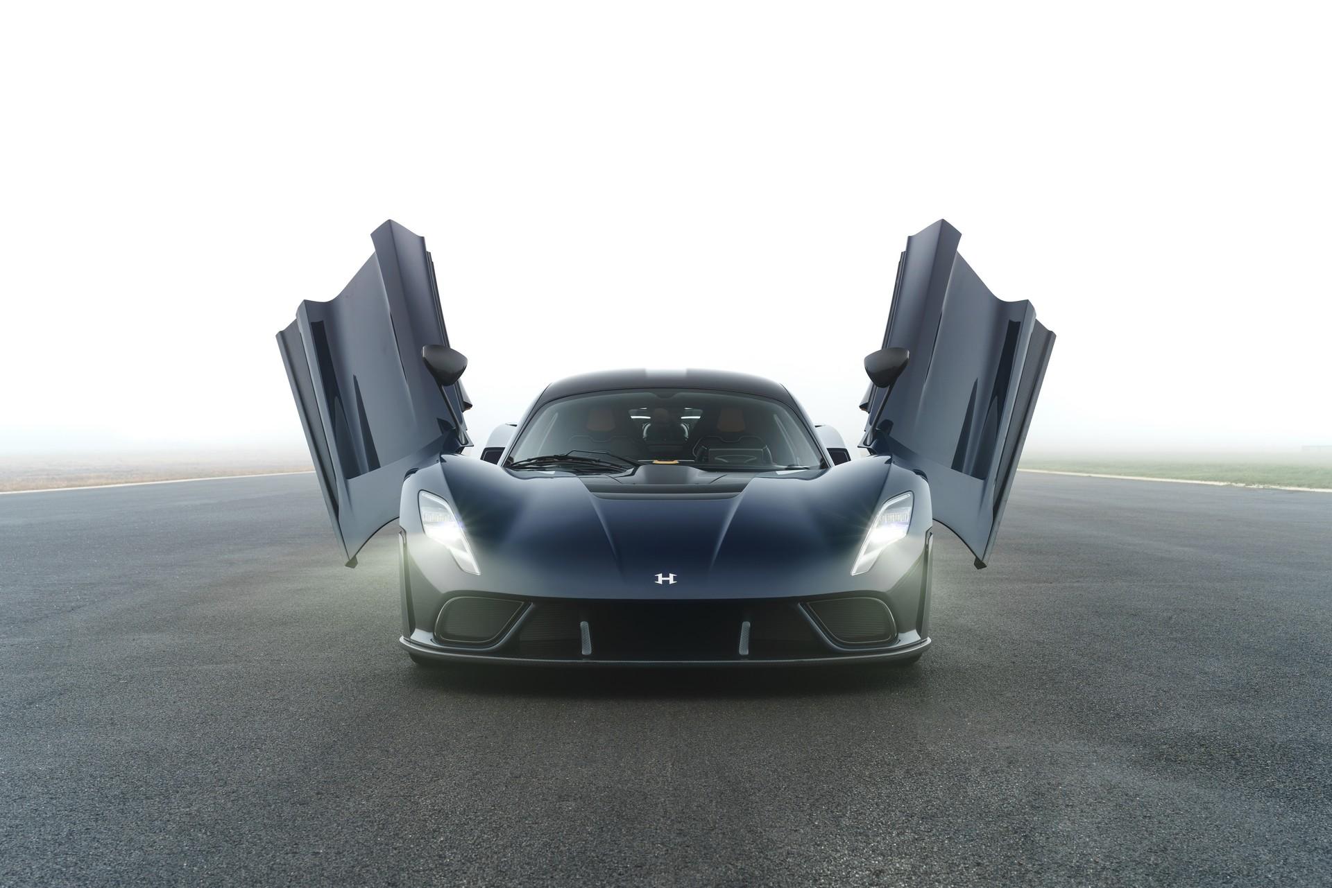 Американцы показали самый быстрый автомобиль в мире