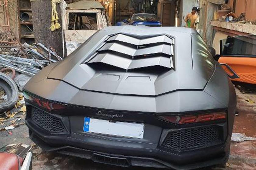 В Индии сделали Fake Lamborghini из обычной Honda Civic (видео)