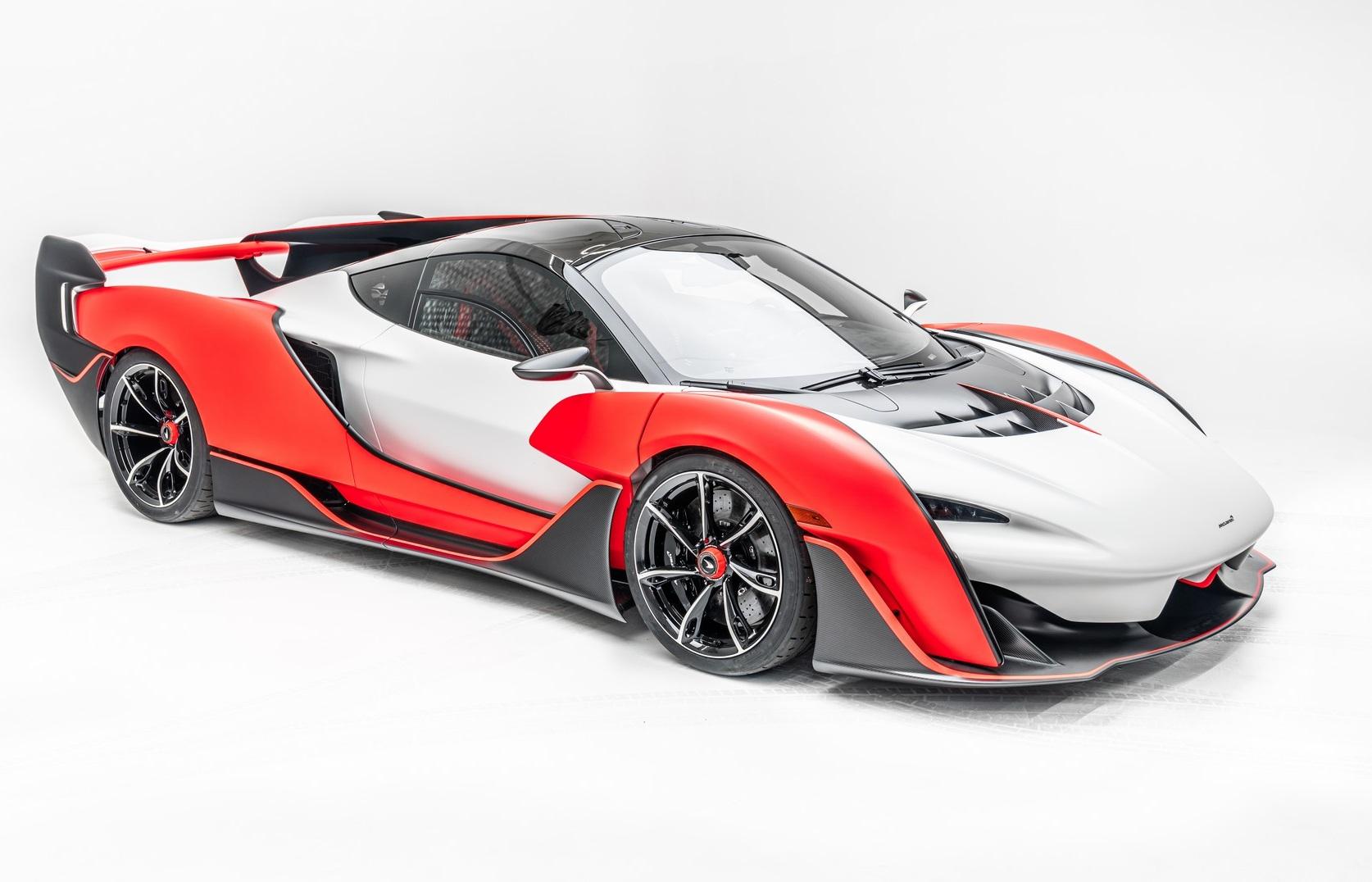 Представлен самый редкий и самый крутой суперкар McLaren