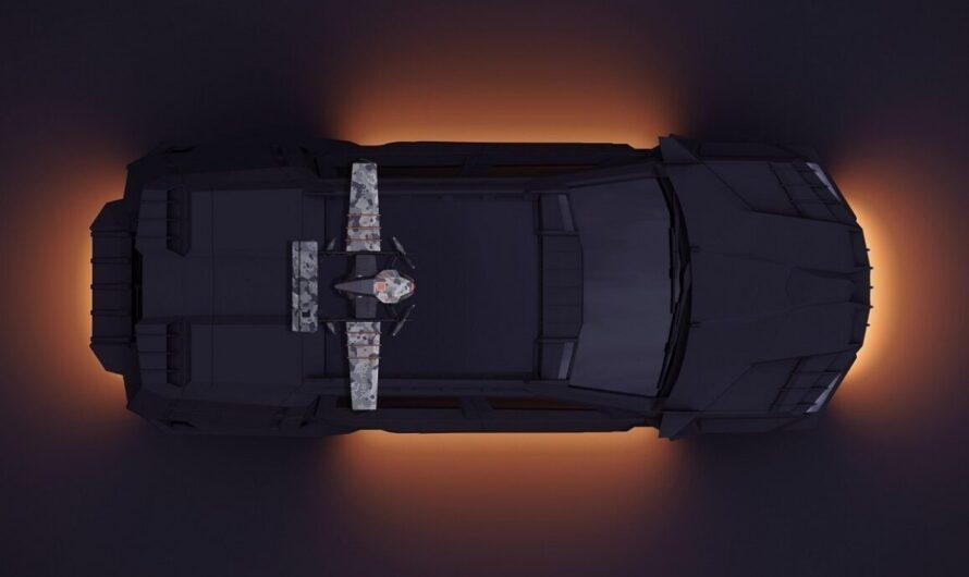 Эксклюзивные подробности про новый лого Dartz и внедорожник с дроном на крыше