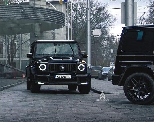 Самые дорогие авто в Украине за 2020 год