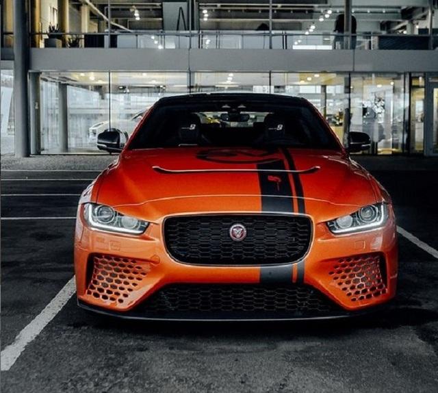 В Украине появился самый быстрый и самый экстремальный Jaguar