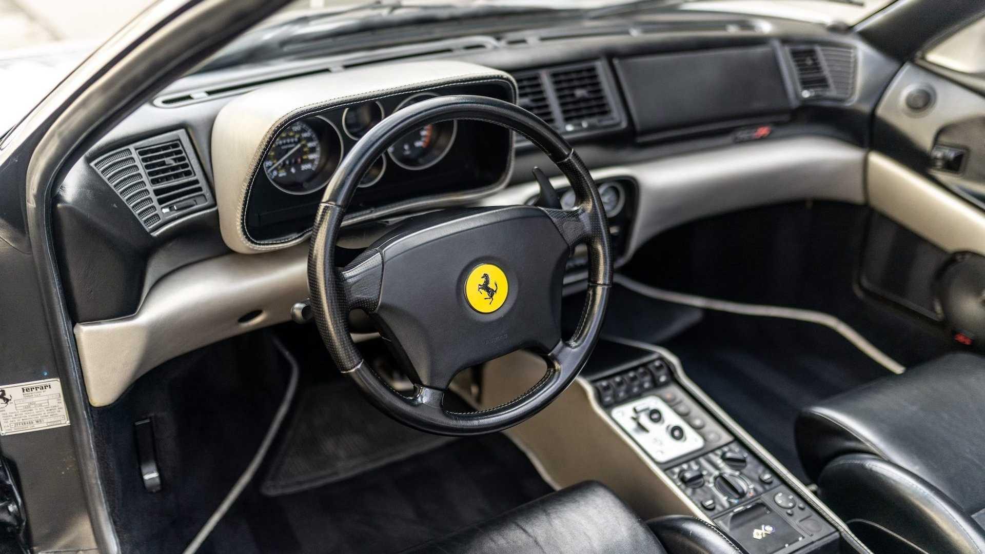 Уникальный Ferrari звезды баскетбола продают по цене нового Прадо