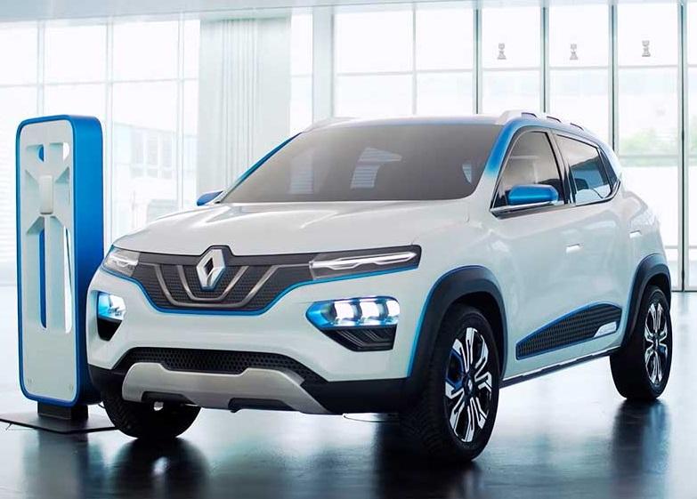 В Украину хлынули дешевые электромобили Renault из Китая