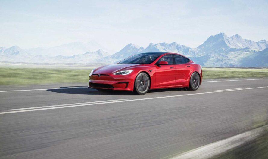Новые электрокары Tesla удивили запасом хода и разгоном как в Формуле-1