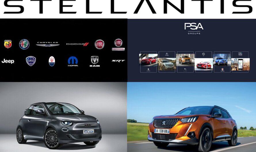 Какие марки входят в новосозданный автомобильный альянс Stellantis
