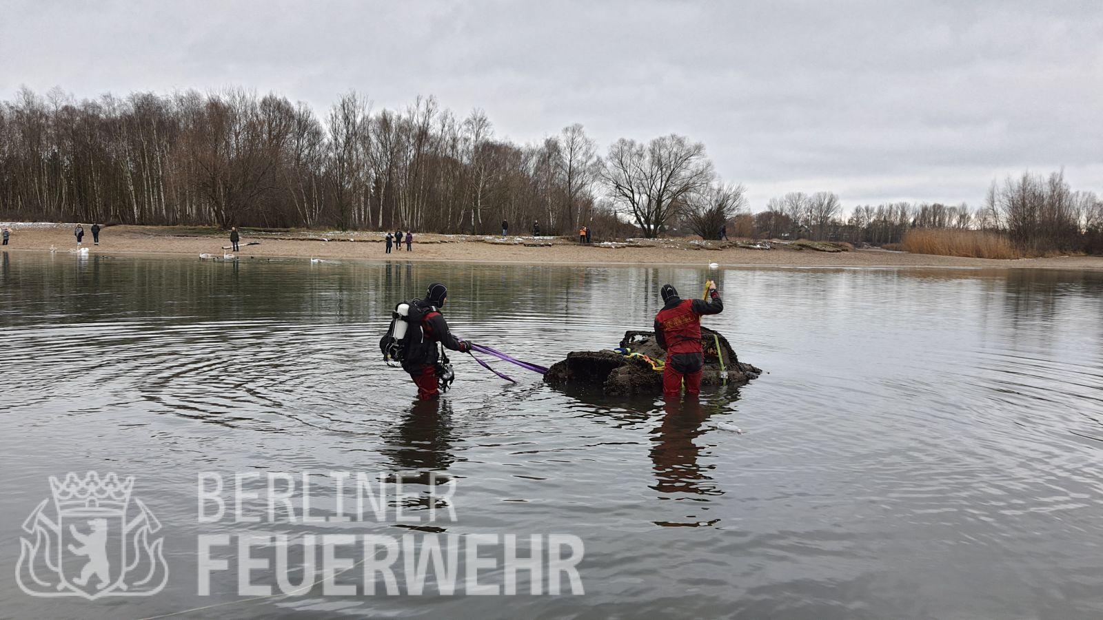 В Германии обнаружили горбатый Запорожец в очень необычном месте