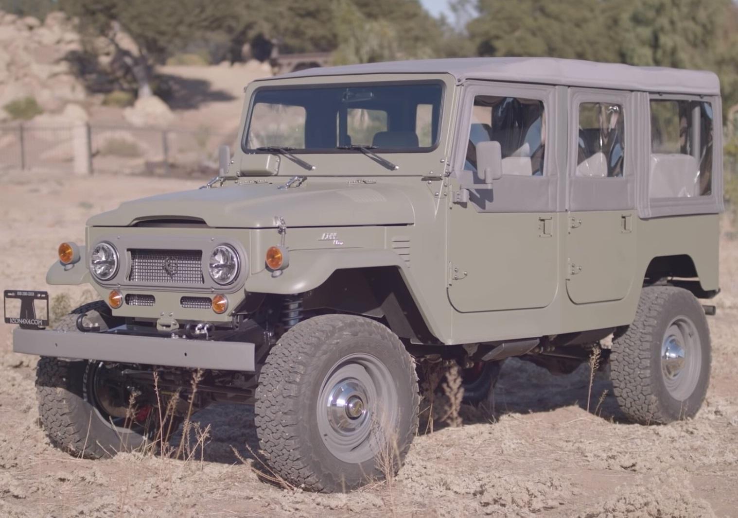 Сколько стоит восстановить старую машину на примере Land Cruiser (видео)