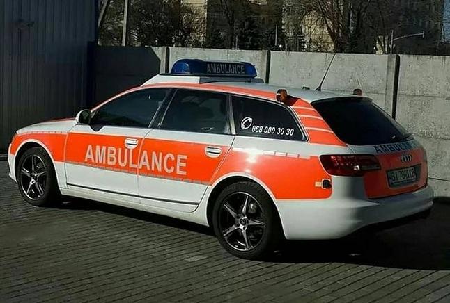 В Украине продают очень необычный универсал Audi