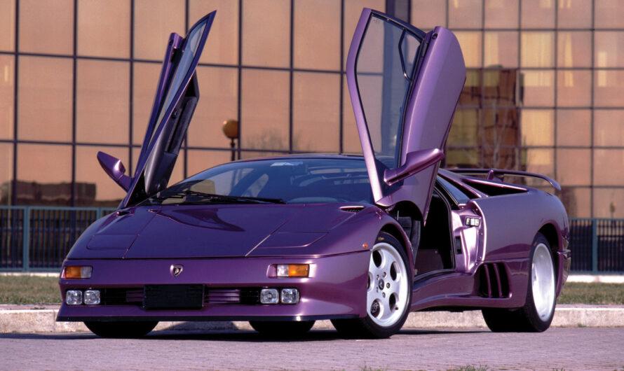 К 30-летию Lamborghini Diablo: нелегкая судьба легенды в Украине