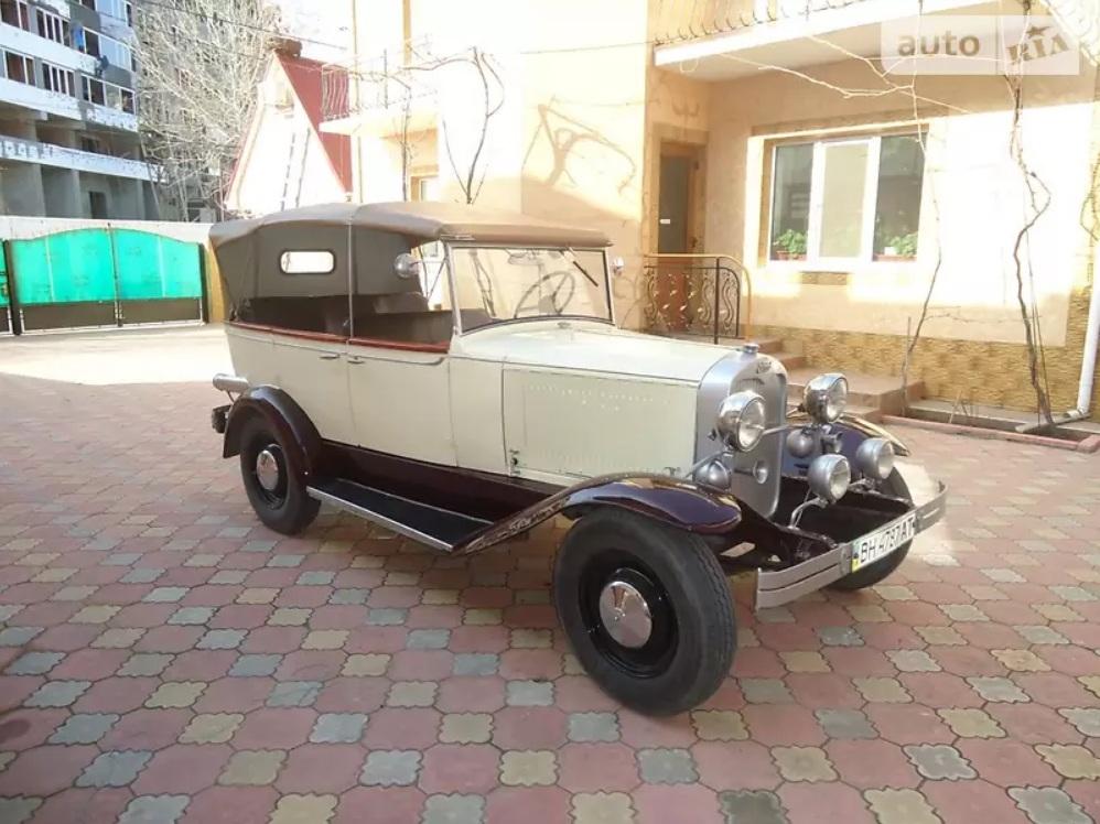 За Ford A 1932 года просят 14 тыс. долларов