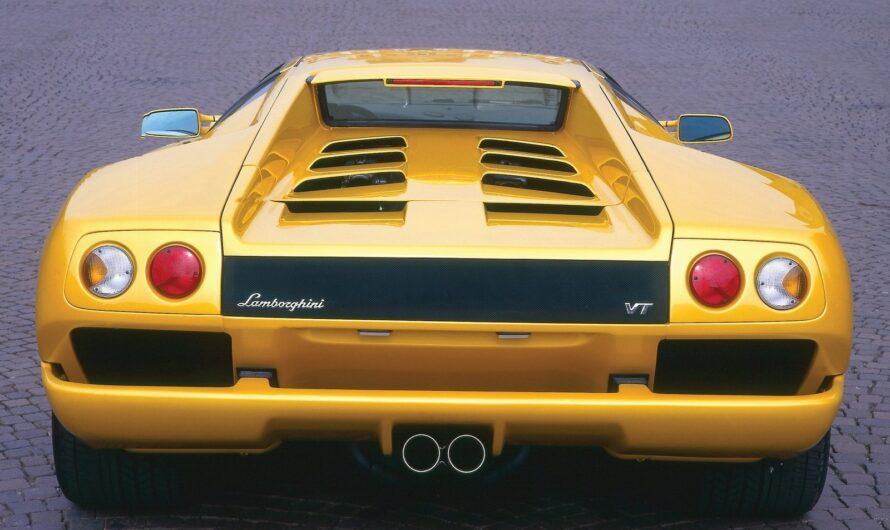 Что общего у МАЗ и Lamborghini Diablo