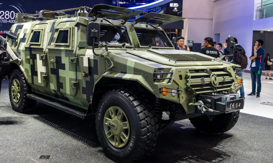 Китайский Hummer H1 поступает в свободную продажу