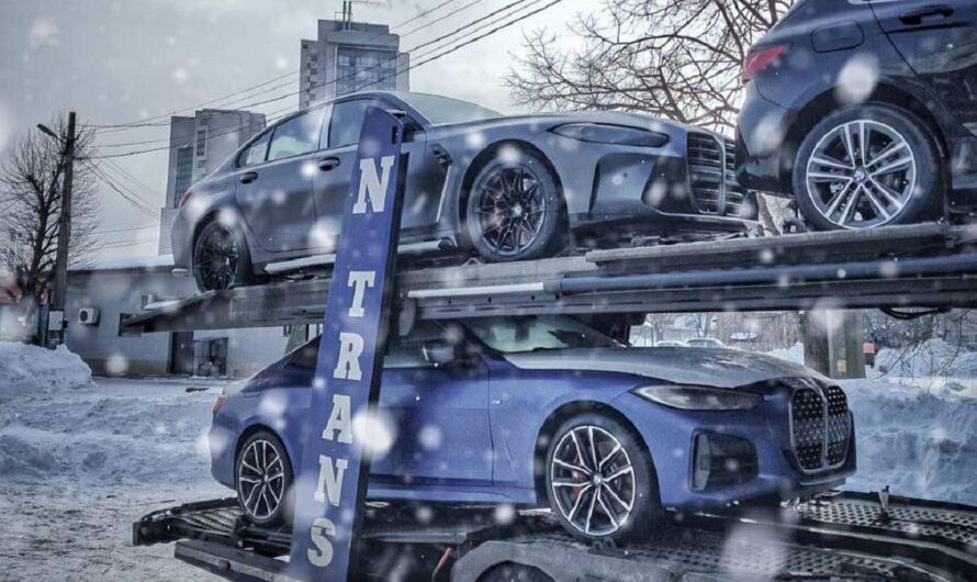 В Украине появился новейший BMW M3 2021