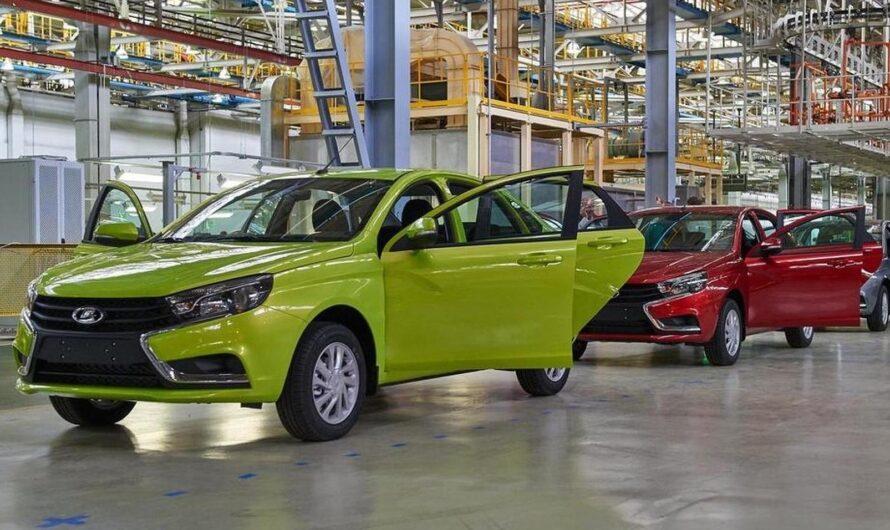 Пользуются ли спросом новые авто российского происхождения в Украине