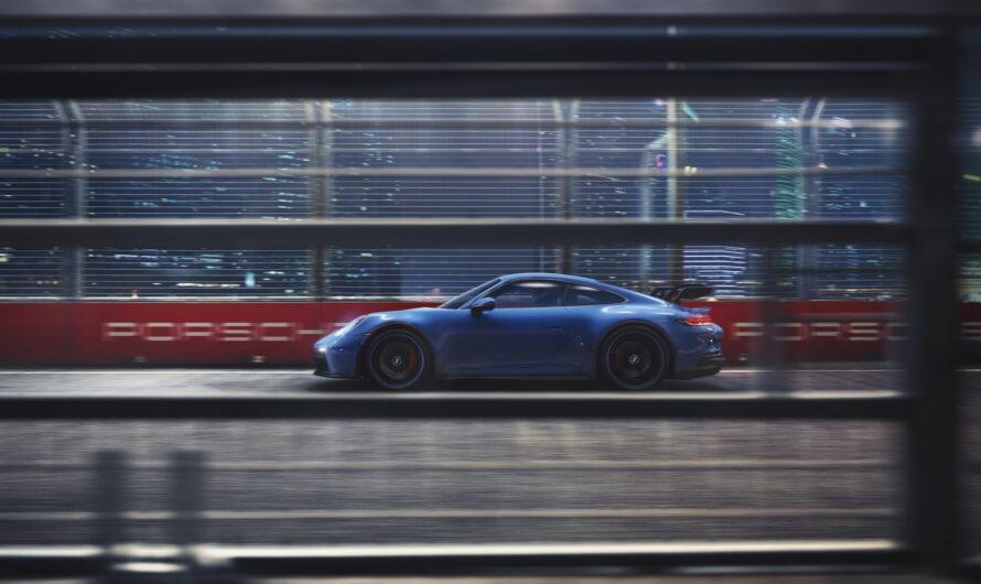 Рассекречен самый экстремальный Porsche современности