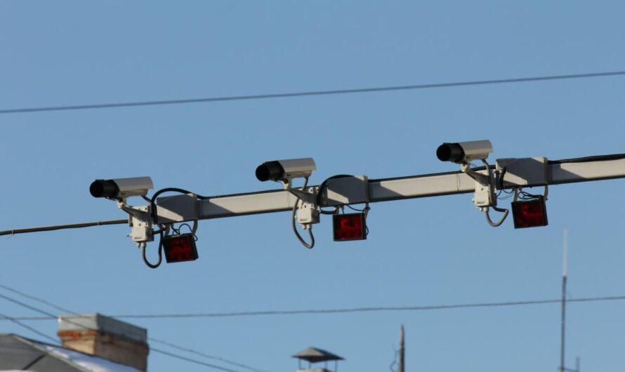 На украинских дорогах появятся сотни камер автофиксации