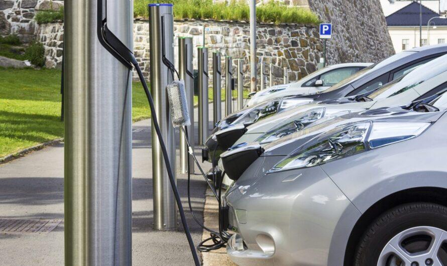 Самые популярные электромобили в Украине за 2021 год