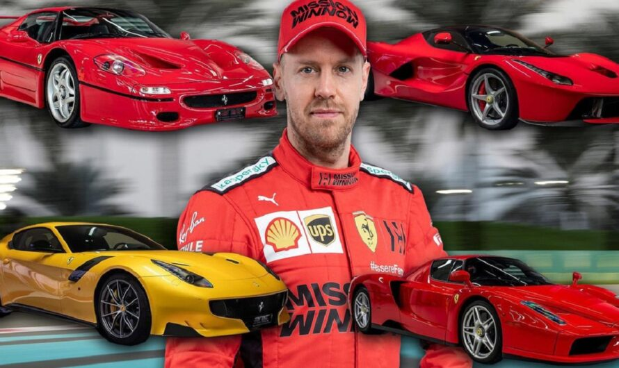 Чемпион Формулы-1 устроил распродажу своей коллекции суперкаров