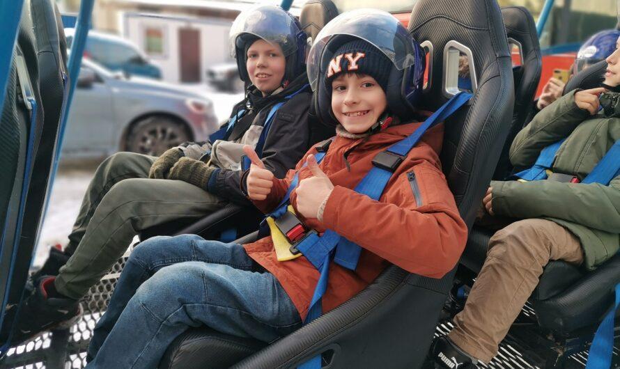 В Украине появился новый формат мобильных праздников на колесах