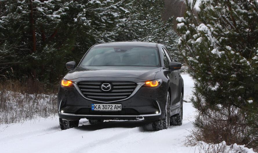 Тест новой Mazda CX-9: большой малый