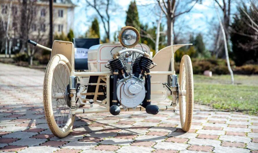 В Украине наладили выпуск ретро автомобилей начала XX века (фото)