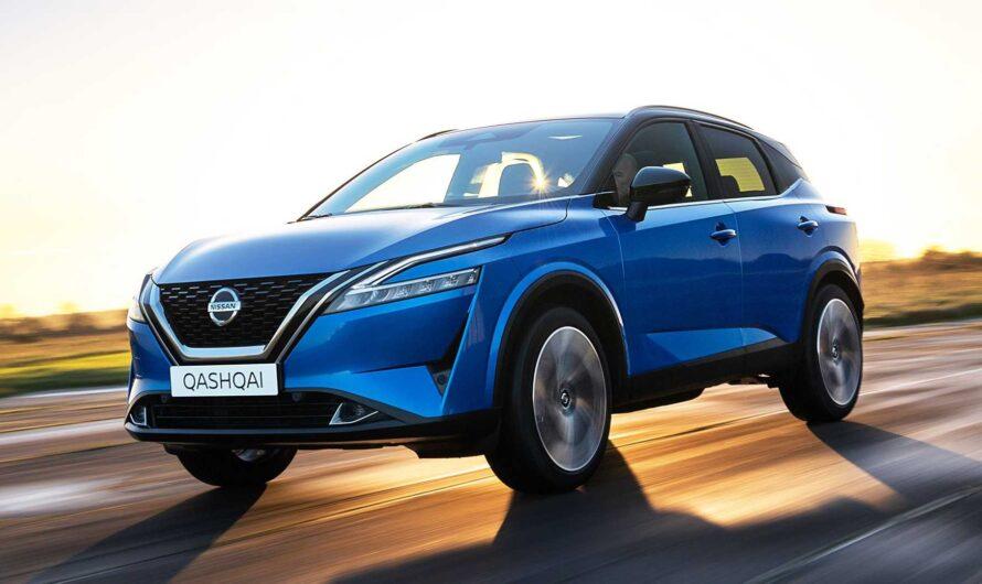 Официальные фото и обзор нового Nissan Qashqai 2021