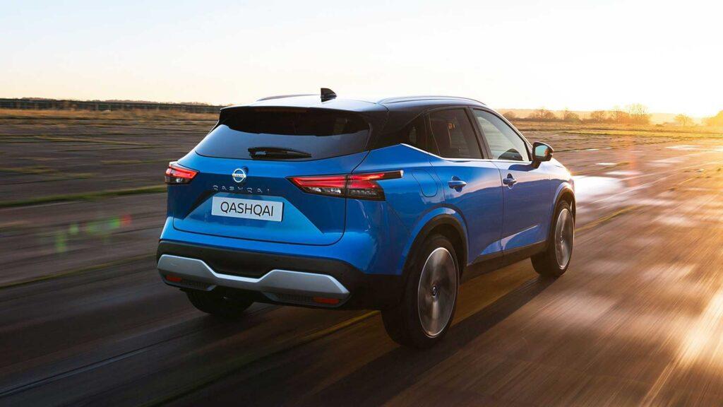 Фото и подробности нового Nissan Qashqai 2021