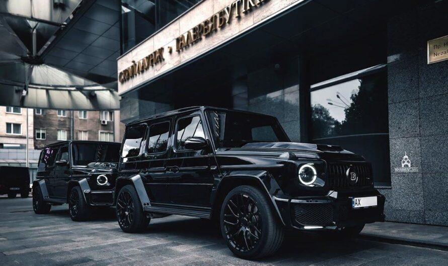 Сколько роскошных авто украинцы купили в первый месяц 2021 года
