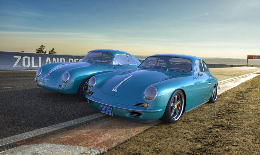 В Польше вернут в производство самый первый спорткар Porsche