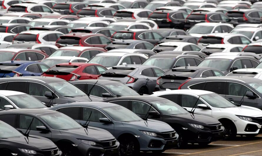 Эксперты посчитали актуальный средний возраст авто в Украине